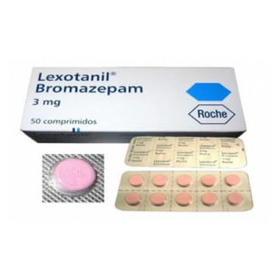 Bromazepam 3 mg 200 Tabletten